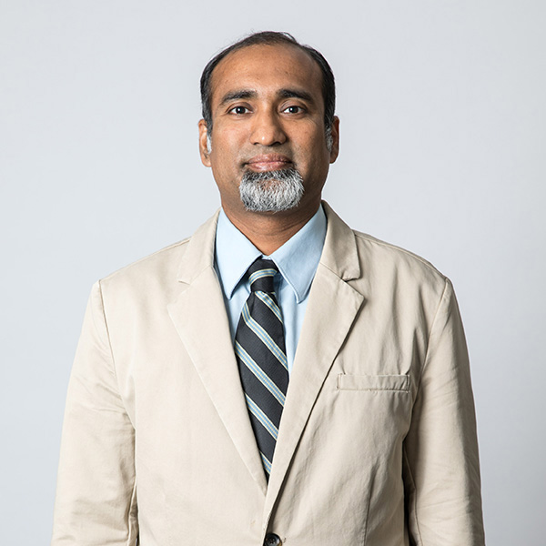 Photo of Dr. Mohammad Mozumdar